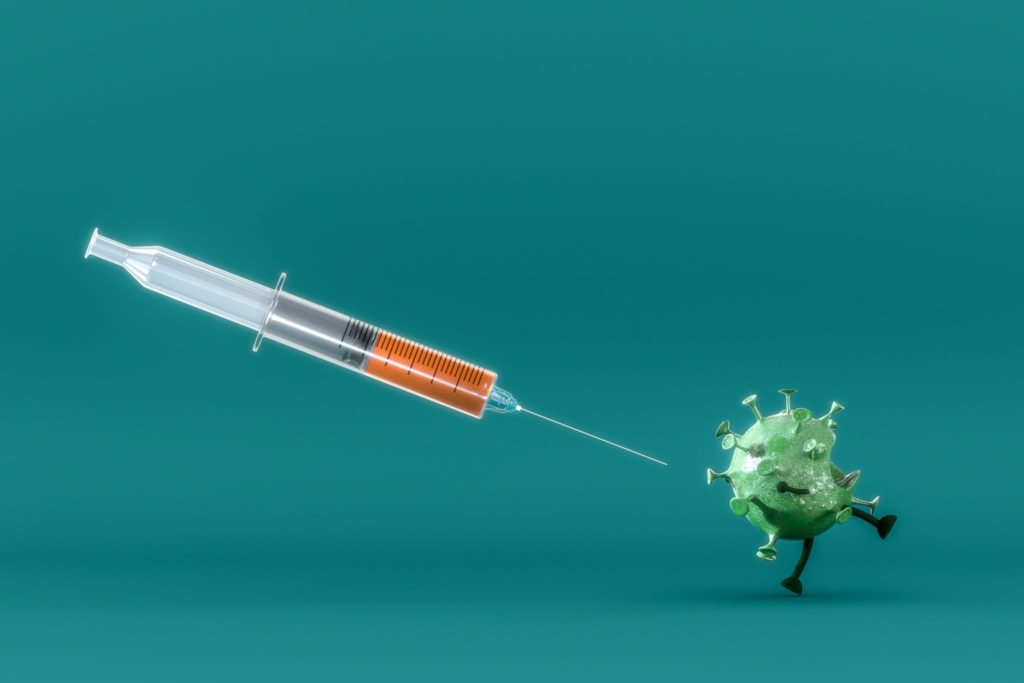 Vakcinásia