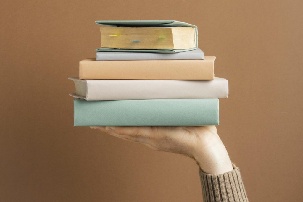 Knihy o DNA