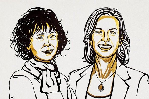 Ženy a Nobelova cena